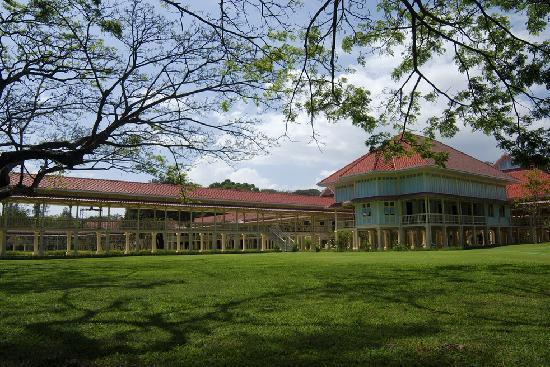 Provincie Phetchaburi, Thailand: Maruekhathaiyawan Palace