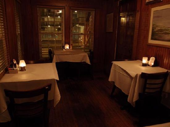 Stoney Lonen: The dinning area we wished we had....