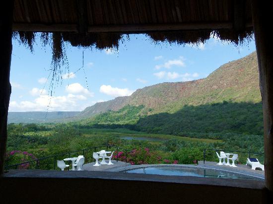 E Unoto Retreat: beautiful scenic view