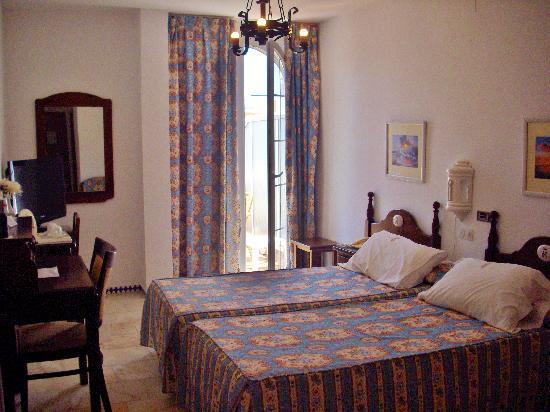 Chipiona, España: Habitacion