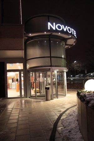 Novotel Zürich Airport Messe: Street view