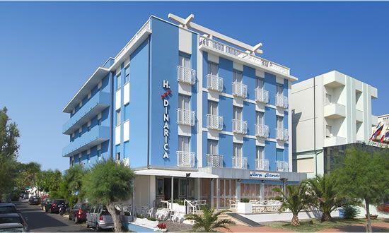 Marotta, Italy: Hotel Dinarica