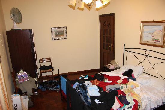 A Casa di Jasmine: The room