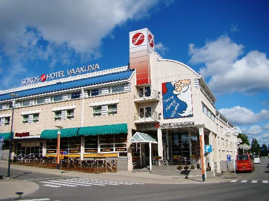 Original Sokos Hotel Vaakuna,Rovaniemi: Sokos Hotel Vaakuna Rovaniemi
