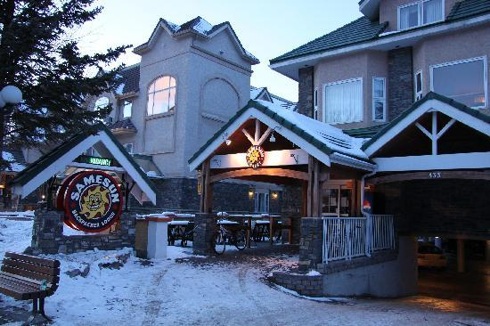 Samesun Banff: The hostel