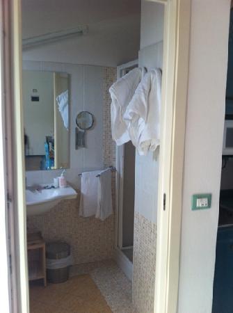 Hotel La Plage: altra parte del bagno