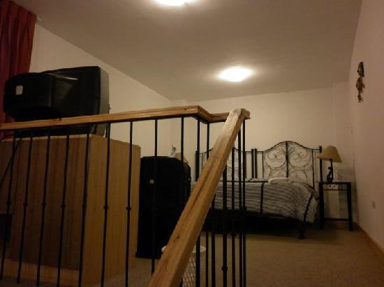 Hotel Tierrasur: Habitación