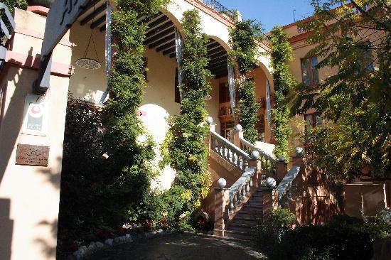 Hotel ANDRIA : Entrada principal