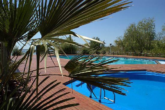 Hotel California: swimming pool
