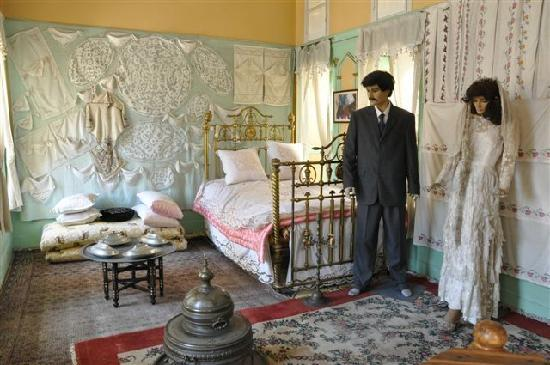 Hasan Suzer Ethnography Museum: Bride room