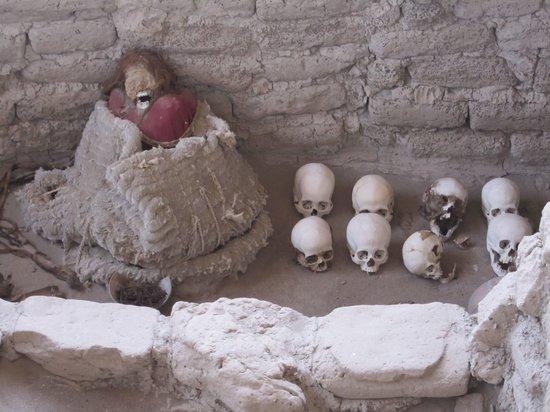 Cementerio Chauchilla