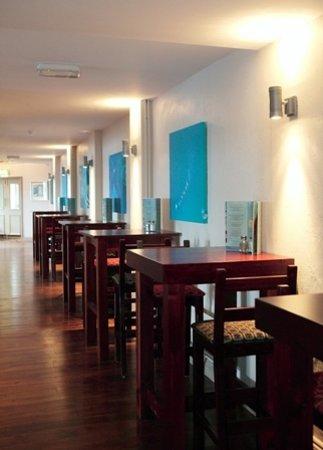Fort Inn: Dining Area