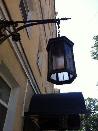 Admiralteyskaya Hotel: outside