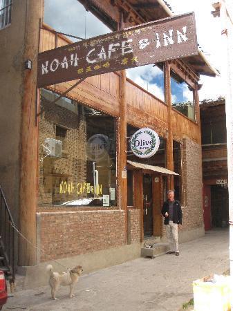 noah cafe and inn picture of noah cafe inn shangri la county