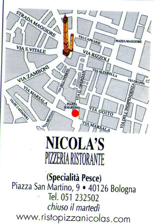 Nicola's Pizzeria