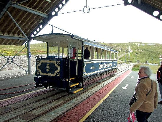 The Hilary Guest House: Trip up The Great Orme Llandudno