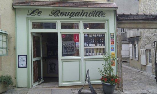 Bougainville Le