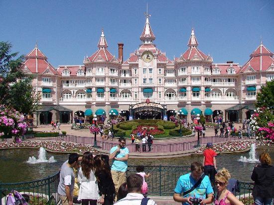 Πάρκο Ντίσνεϊλαντ: Disney park