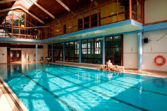 Clonea Strand Hotel: Clonea Strand Swimmimg Pool