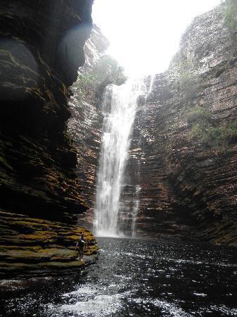 Pousada Raio de Sol: Cachoeira do Buracão