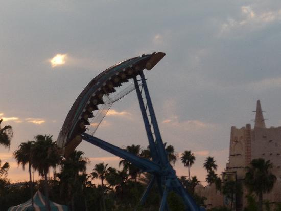 Busch Gardens: Taken From Sky Ride