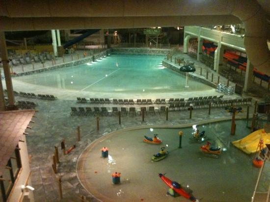 Concord, NC: pool right before opening
