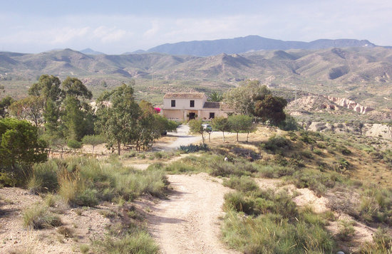 Cortijo del Sevillano: The Cortijo
