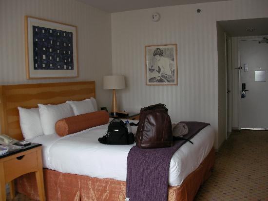 Hilton Times Square: Room