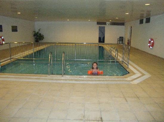 Marmaris Park Hotel: indoor pool