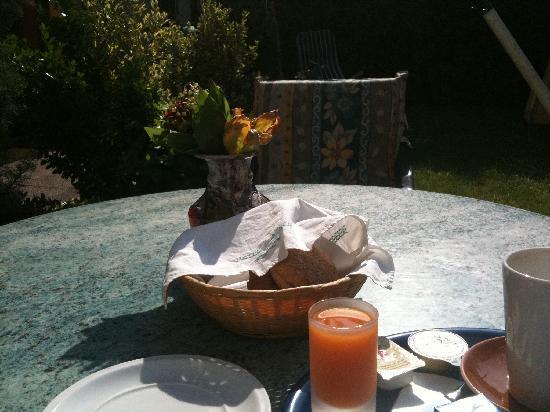 Hotel Rustler : Morning Breakfast