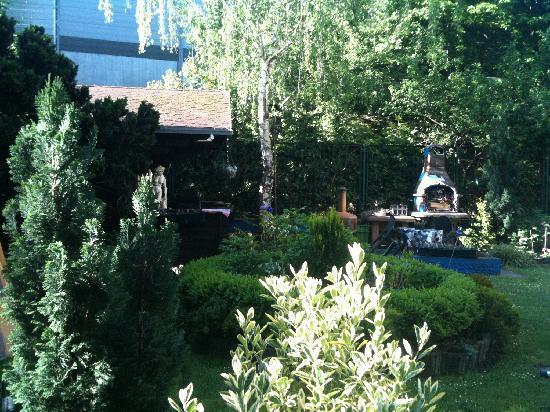 Hotel Rustler: Summer house