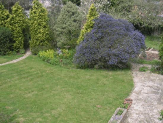 Burleigh Bed & Breakfast : Garden