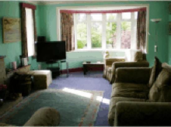 Burleigh Bed & Breakfast : Lounge