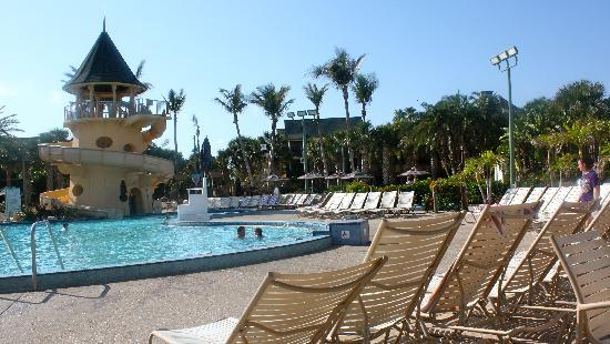 Disney's Vero Beach Resort: Poolside