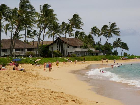 Kiahuna Plantation Resort: Hotel sandy swimming beach