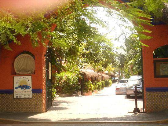 Hotel Costa del Mar: ENTRADA DEL HOTEL