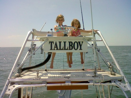 Tallboy Fishing Charters: They Had the Most Fun!