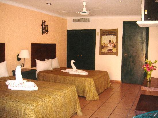 Hotel Costa del Mar: HABITACION
