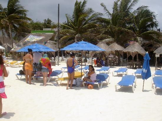 Hotel Costa del Mar: CLUB DE PLAYA