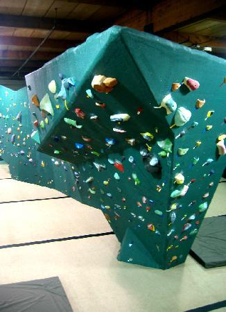 Circuit Bouldering Gym SW: The Prow.