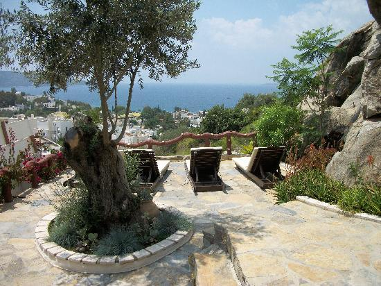Aegean Gate Hotel: Gin & tonic anyone?