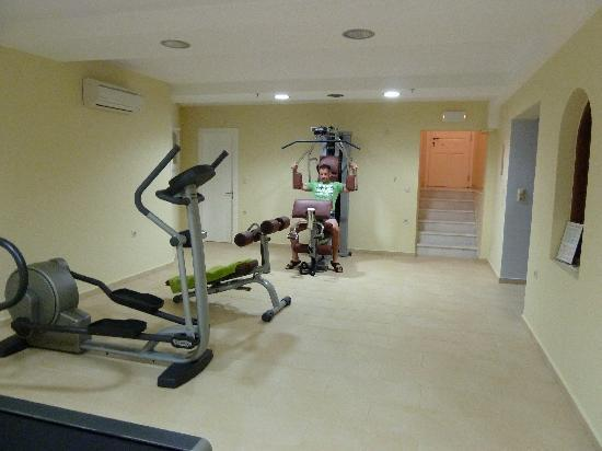 Finikas Hotel: Gym