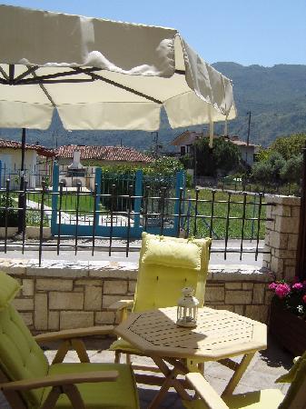 Giogarakis Hostel: balcony