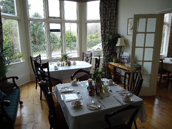 Marlborough House: Breakfast room