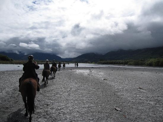 Dart Stables: River crossings