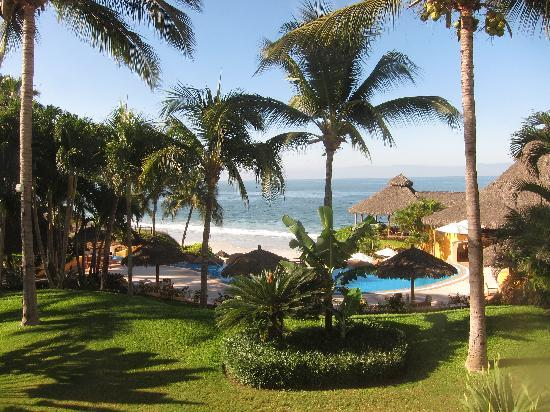 Rancho Banderas All Suite Resort by Marival Group: View from room
