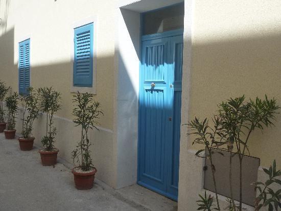 Favignana, Italy: belle maison méditeranéenne