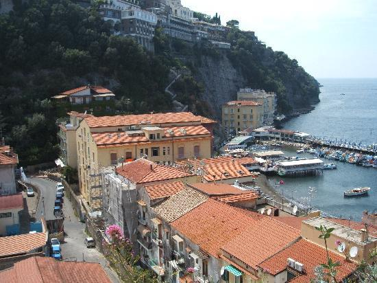 Hotel Admiral Sorrento : What a location?