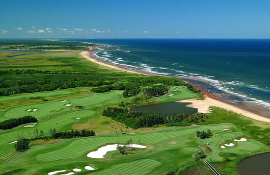 Lakeside, Canada: The Links at Crowbush Cove, PEI