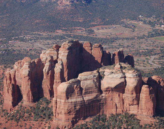 Sky Treks: Cathedral Rock in Sedona